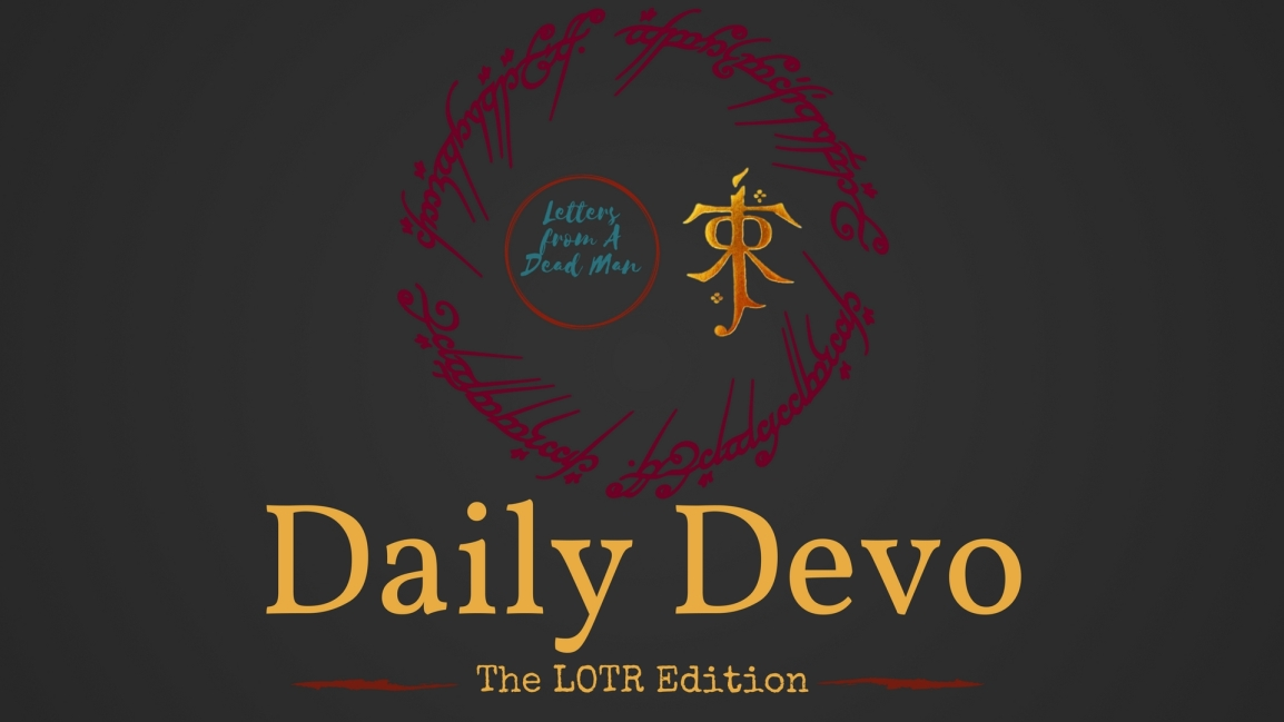 Daily Devo Blog LOTR Version(1)